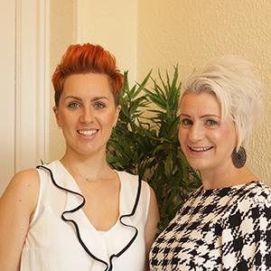 Becky Morgan & Gabby Moston-Smith